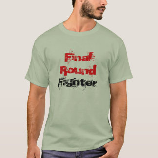 Final Round CAMO T-Shirt
