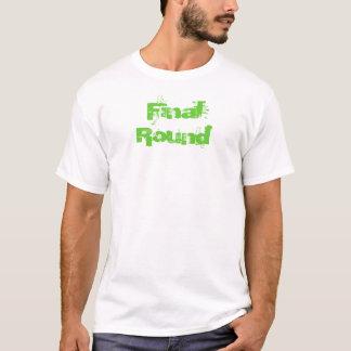 Final Round, Fighter Green T-Shirt
