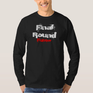 Final Round Fighter Long Sleeve T-Shirt
