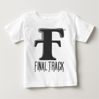 final track records baby t-shirt
