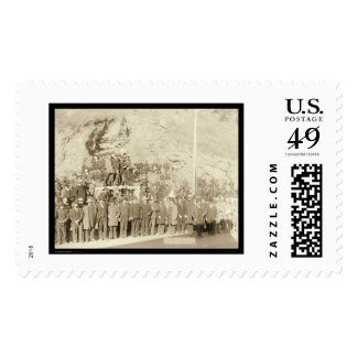 Final Trip of the Deadwood Coach SD 1890 Stamps