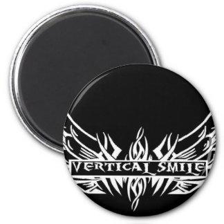 Final VS Logo W on B Refrigerator Magnets