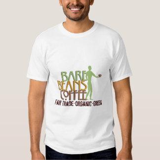 FINALbarelogo, Fair Trade-organic-Green Tee Shirt