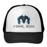 FinalBoss_logo Mesh Hats