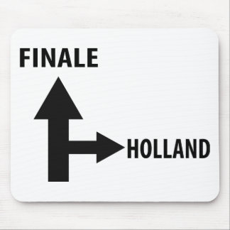 finale holland icon mouse pad