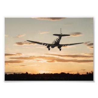 Finales del C-47 Fotografias