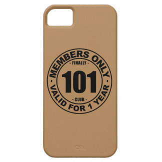 Finally 101 club iPhone SE/5/5s case