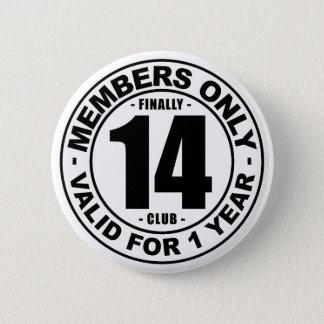 Finally 14 club button