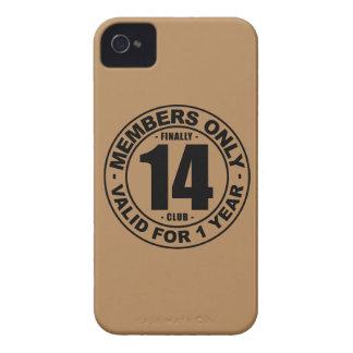 Finally 14 club Case-Mate iPhone 4 case