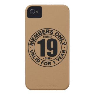 Finally 19 club iPhone 4 Case-Mate case