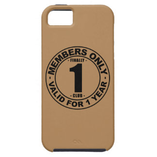 Finally 1 club iPhone SE/5/5s case
