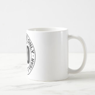 Finally 20 club coffee mug
