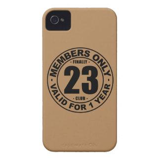 Finally 23 club iPhone 4 case