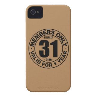 Finally 31 club Case-Mate iPhone 4 case