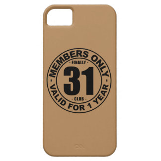 Finally 31 club iPhone SE/5/5s case