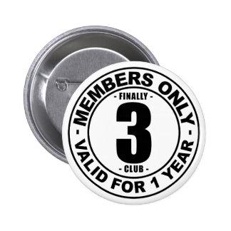 Finally 3 club button