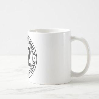 Finally 42 club coffee mug