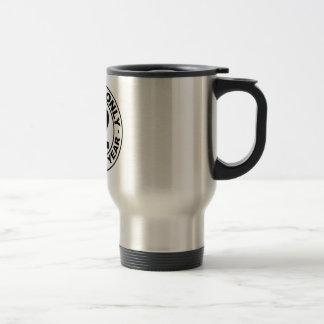 Finally 42 club travel mug