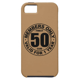 Finally 50 club iPhone SE/5/5s case