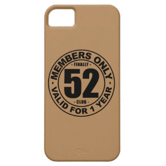 Finally 52 club iPhone SE/5/5s case
