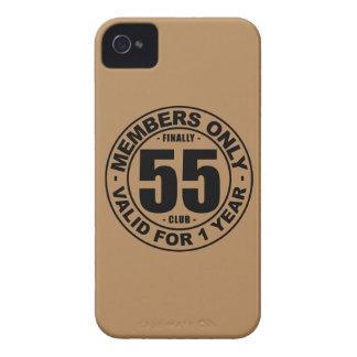 Finally 55 club iPhone 4 Case-Mate case