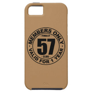 Finally 57 club iPhone SE/5/5s case