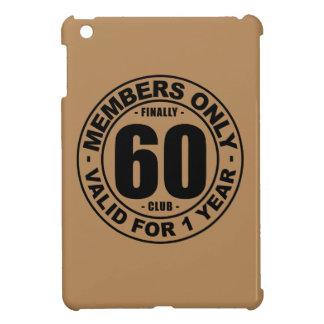 Finally 60 club iPad mini cover