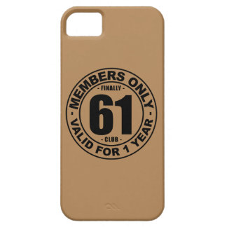 Finally 61 club iPhone SE/5/5s case