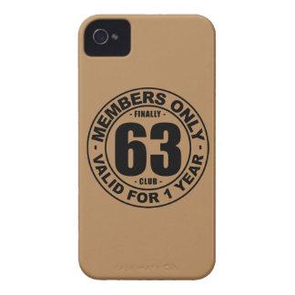 Finally 63 club iPhone 4 Case-Mate case