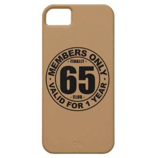 Finally 65 club iPhone SE/5/5s case