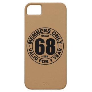 Finally 68 club iPhone SE/5/5s case