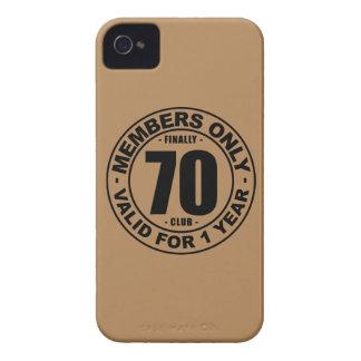 Finally 70 club Case-Mate iPhone 4 case