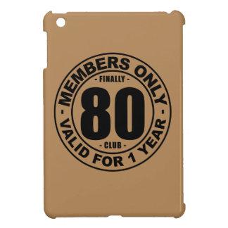 Finally 80 club iPad mini cover