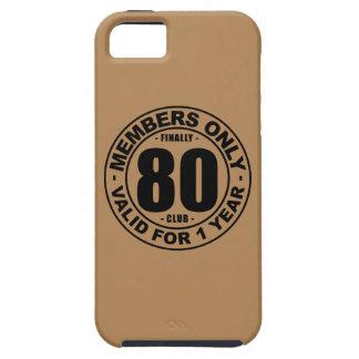 Finally 80 club iPhone SE/5/5s case