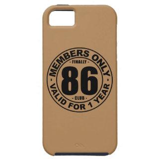 Finally 86 club iPhone SE/5/5s case
