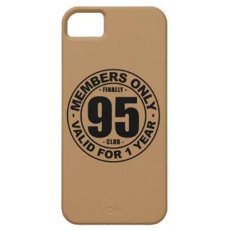 Finally 95 club iPhone SE/5/5s case