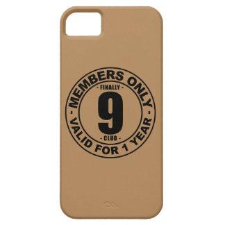 Finally 9 club iPhone SE/5/5s case