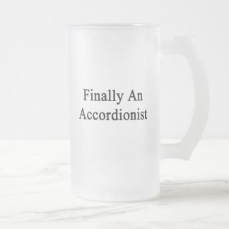 Finally An Accordionist Mugs