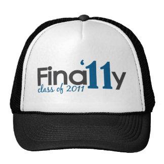 Finally Class of 2011 Hat