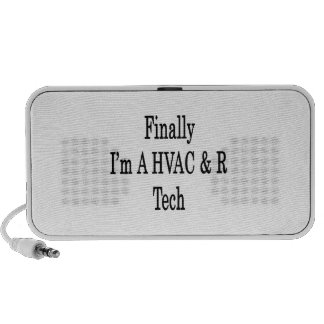Finally I'm A HVAC R Tech Laptop Speakers