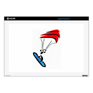 """FINALLY THE WIND 17"""" LAPTOP DECALS"""