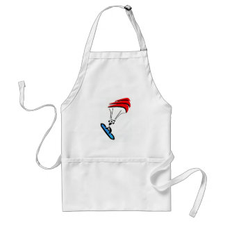 FINALLY THE WIND ADULT APRON