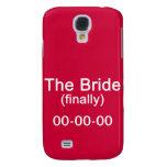 Finalmente el caso del iphone de la novia