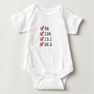 Finalmente funcionó con el maratón t-shirts