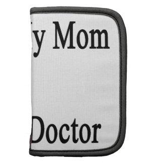 Finalmente mi mamá es doctor de caballo planificador