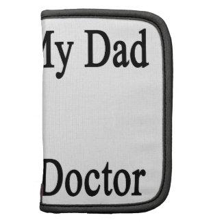 Finalmente mi papá es doctor de caballo organizadores