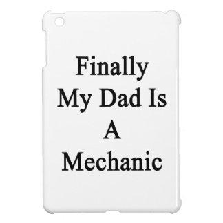 Finalmente mi papá es mecánico