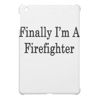 Finalmente soy bombero