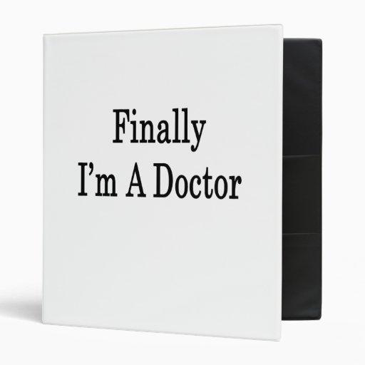 """Finalmente soy doctor carpeta 1"""""""