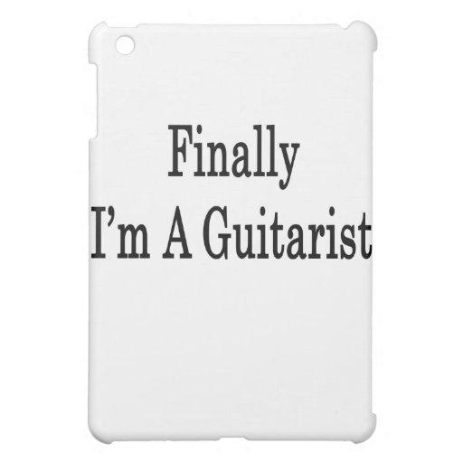 Finalmente soy un guitarrista